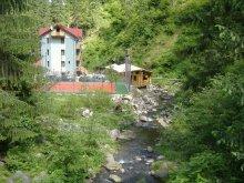 Pensiune Poduri-Bricești, Pensiunea Valea Paradisului