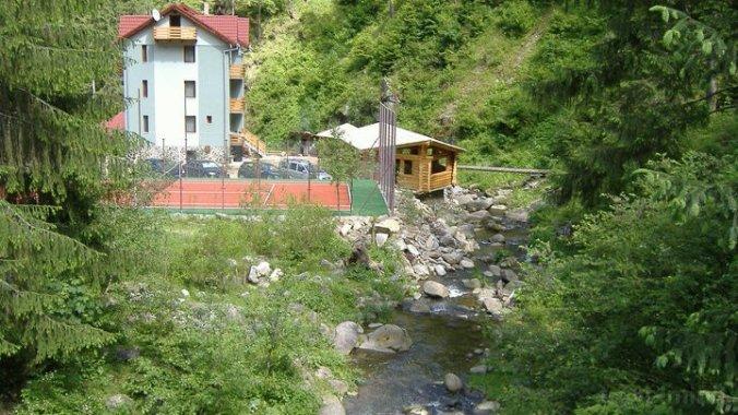 Valea Paradisului Guesthouse Măguri-Răcătău