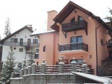 Vilă Petrești (Corbii Mari), Vila Delmonte
