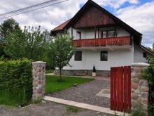 Casă de oaspeți Susenii Bârgăului, Casa Căprioara