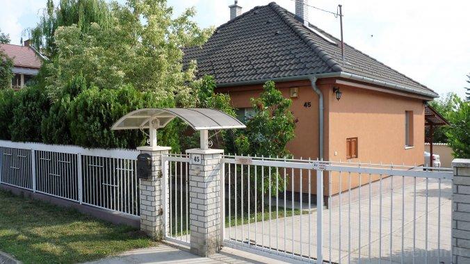 Zoltán Guesthouse Siofok