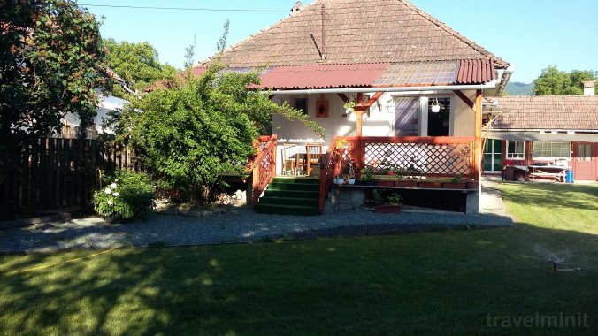 Marthi Guesthouse Covasna