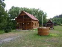 Cabană Bârzulești, Casa la cheie Bándi Ferenc
