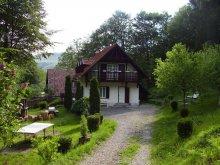 Cabană Jibert, Casa la cheie Banucu Lívia