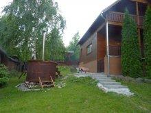 Cabană Tiha Bârgăului, Casa de oaspeţi Demény Norbert