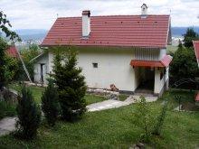 Casă de oaspeți Gura Văii (Racova), Casa de oaspeți Szécsenyi