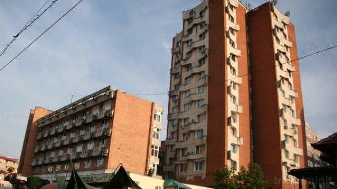Gorjul Hotel Zsilvásárhely