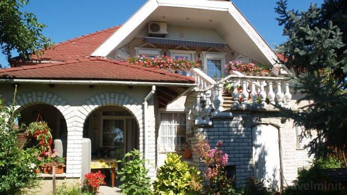 Casa de oaspeți Samu Vértesszőlős