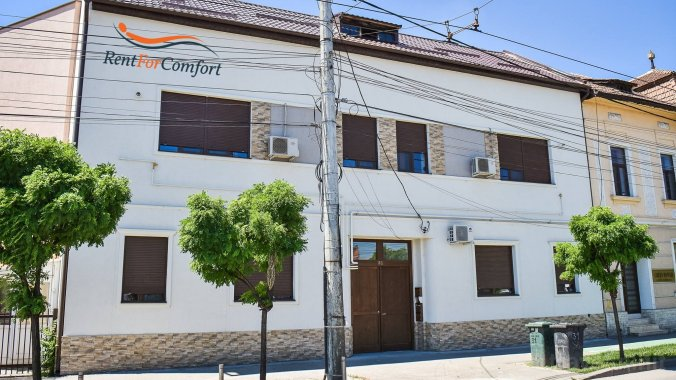 Rent For Comfort Apartmanok TM Temesvár