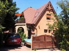 Casă de vacanță Veszprémfajsz, Casa de vacanță Vár-Lak