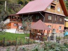 Cabană Tălmaci, Cabana Med 1