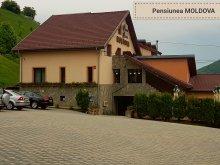 Pensiune Pădureni (Dămienești), Pensiunea Moldova