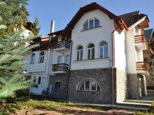 Villa Homoróddaróc (Drăușeni), Veverița Villa