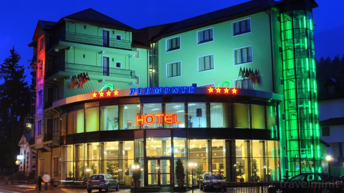 Piemonte Hotel Predeál