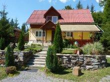 Casă de oaspeți Cucuieți (Solonț), Casa de Oaspeți Kulcsár András