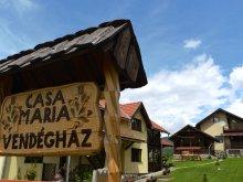 Accommodation Boanța, Guesthouse Maria