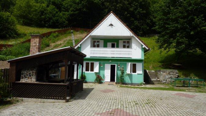Casa de Oaspeți Simon Csilla II. Satu Mare