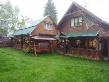 Guesthouse Pârjol, Szabó Tibor I. Guesthouse