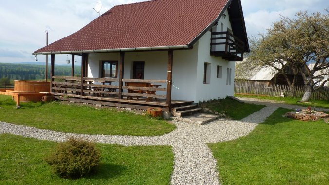 Tőkés Levente Guesthouse Vărșag
