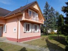 Casă de vacanță Cserszegtomaj, Casa de vacanță BF 1019
