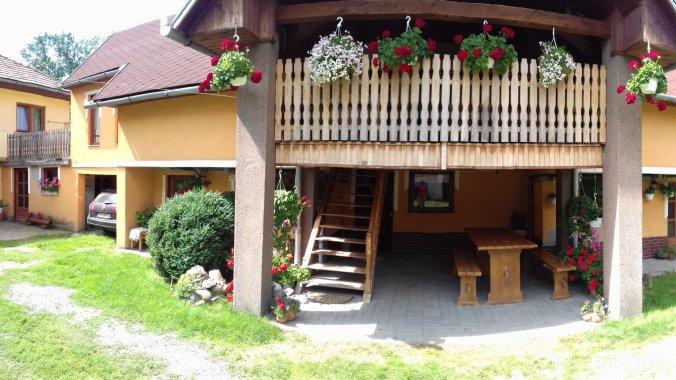 Casa de oaspeți Muskátli Lupeni
