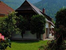 Casă de oaspeți Ungureni (Tătărăști), Casa mică Legendară