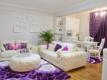 Apartman Sărăcsău, Lux Jana Apartman
