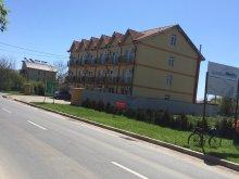 Hotel Cerchezu, Hotel Principal