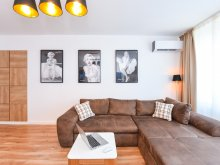 Apartman Broșteni (Produlești), Grand Accomodation Apartmanok