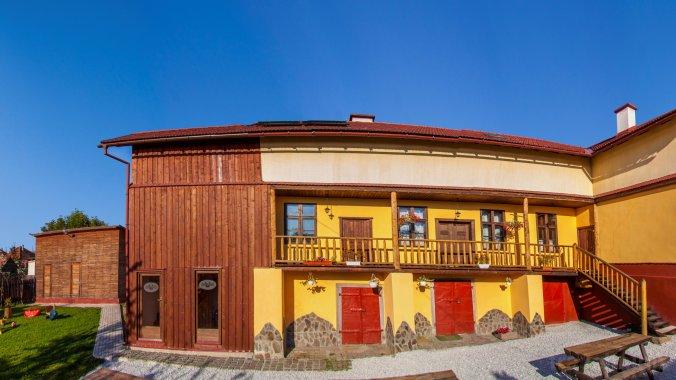 Apartament Aranypatkó Valea Strâmbă