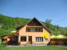 Nyaraló Buda (Berzunți), Colț Alb Panzió