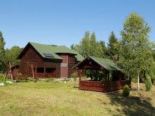 Nyaraló Lunca Mărcușului, Kalibási ház