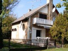 Casă de vacanță Vaspör-Velence, Casa de vacanta BF 1012