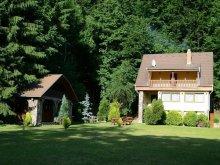 Casă de vacanță Buda (Berzunți), Casa de vacanta Máréfalvi Patak