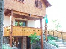 Cabană Tiha Bârgăului, Casa Székely