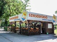 Camping Kiskőrös, Ștrand și camping Sziksósfürdő
