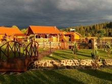 Accommodation Barajul Zetea, Tichet de vacanță, Mázlista Chalet