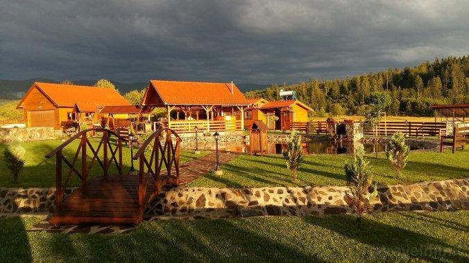 Cabana Mázlista Șicasău