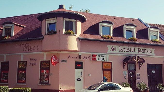 St. Kristóf Guesthouse Eger