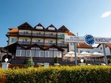 Accommodation Ticușu Vechi, Hotel Europa Kokeltal