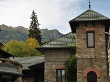 Vilă Valea Mănăstirii, Vila Dona