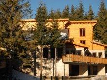 Hotel Farkaslaka (Lupeni), Bagolykő Menedékház