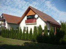 Nyaraló Balatonberény, 4-5-6 fős nyaralóház csak 250 m-re a Balatontól (MA-10)