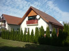 Nyaraló Liszó, 4-5-6 fős nyaralóház csak 250 m-re a Balatontól (MA-10)