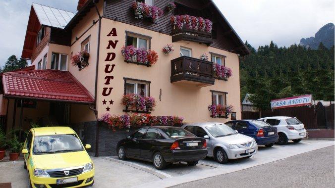 Casa Andutu Panzió Bușteni