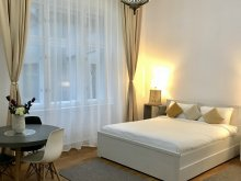 Apartament Gligorești, The Scandinavian Studio
