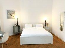 Apartment Bistrița Bârgăului Fabrici, The Scandinavian Deluxe Studio