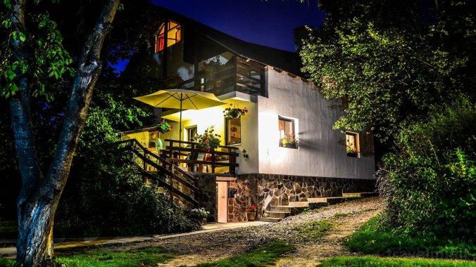 Hanna Guesthouse Cernat