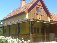Vacation home Aggtelek, Gabi Guesthouse