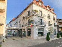 Pachet Sânlazăr, Hotel Satu Mare City